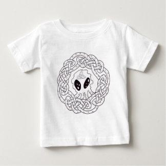 T-shirt Pour Bébé Cthulhu Knotwork
