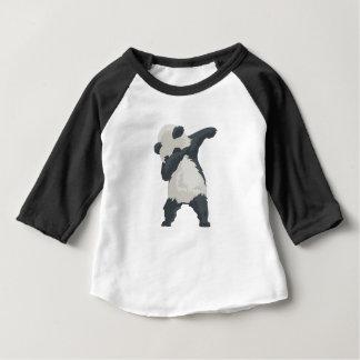 T-shirt Pour Bébé Danse de Dabber de panda de limande