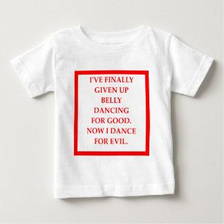 T-shirt Pour Bébé Danse du ventre