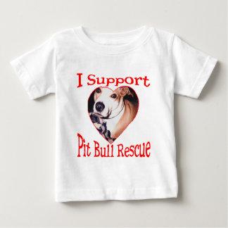 T-shirt Pour Bébé Délivrance de pitbull