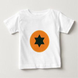 T-shirt Pour Bébé demi de fruit d'étoile