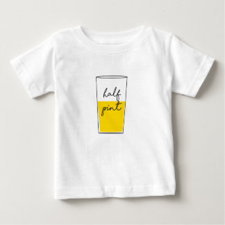 T-shirt Pour Bébé Demi de pinte