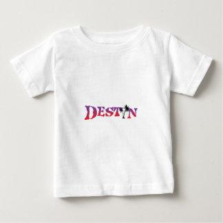 T-shirt Pour Bébé Destin la Floride
