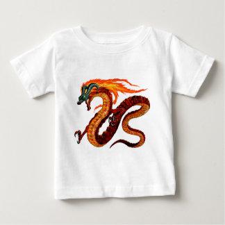 T-shirt Pour Bébé Dragon
