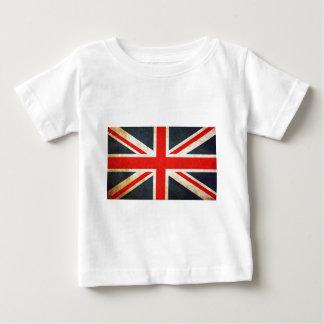 T-shirt Pour Bébé Drapeau britannique des syndicats