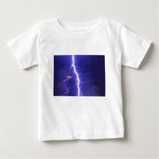 T-shirt Pour Bébé éclair