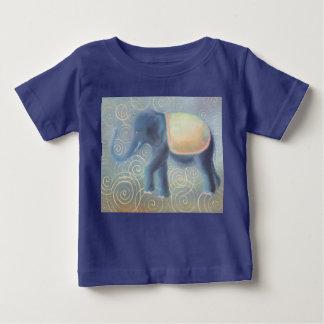 T-shirt Pour Bébé Elefant