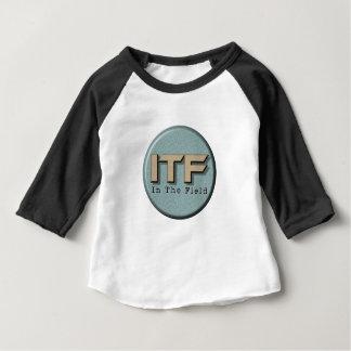 T-shirt Pour Bébé En logo de The Field
