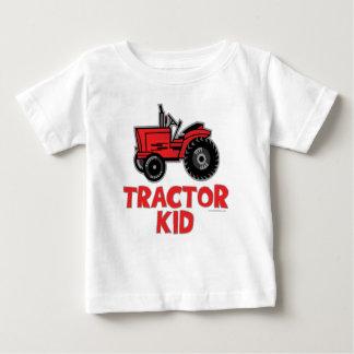 T-shirt Pour Bébé Enfant de tracteur