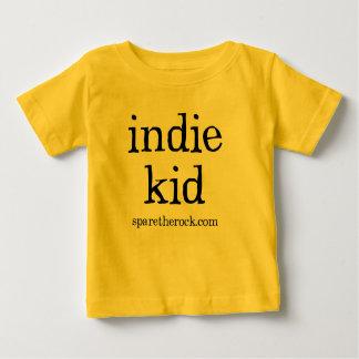 T-shirt Pour Bébé Enfant indépendant