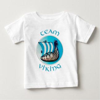T-shirt Pour Bébé équipe-Viking