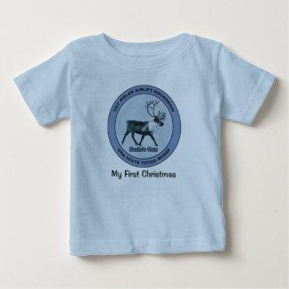 T-shirt Pour Bébé Ęrs escadrons polaires du transport aérien de Père