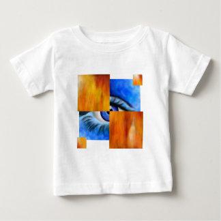 T-shirt Pour Bébé Ersebiossa V1 - oeil caché