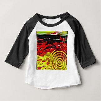 T-shirt Pour Bébé Esprit d'abstractions