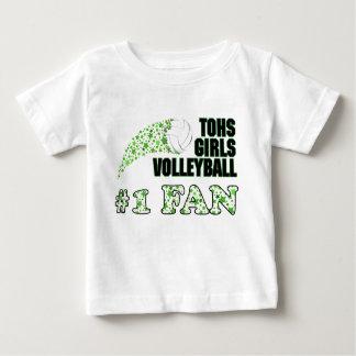 T-shirt Pour Bébé fan de tohs