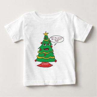T-shirt Pour Bébé Faux arbre