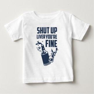 T-shirt Pour Bébé Fermé foie vous êtes très bien