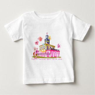 T-shirt Pour Bébé Festival 2016 Fayetteville du centre OR de