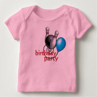 T-shirt Pour Bébé Fête d'anniversaire