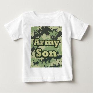 T-shirt Pour Bébé Fils d'armée