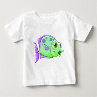 T-SHIRT POUR BÉBÉ FISH8B