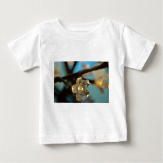 T-shirt Pour Bébé Fleurs de cerisier lumineuses