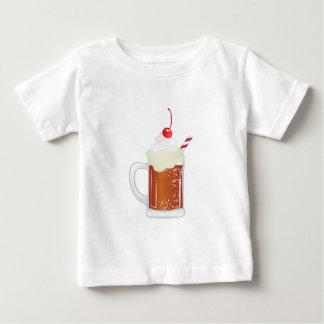 T-shirt Pour Bébé Flotteur de bière de racine