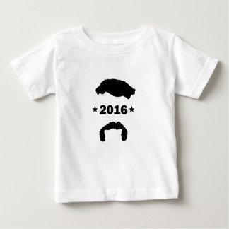 T-shirt Pour Bébé Font 'n Stache