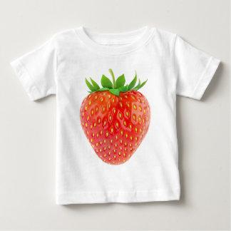 T-shirt Pour Bébé Fraise