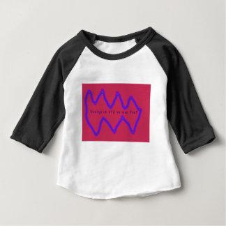 T-shirt Pour Bébé Français-Imbécile