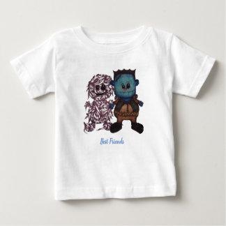 T-shirt Pour Bébé Frank-n-Copain