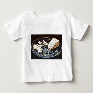 T-shirt Pour Bébé Fromage de Stilton