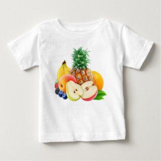 T-shirt Pour Bébé Fruits frais