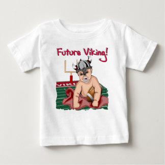 T-shirt Pour Bébé Futur bébé de Viking