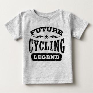 T-shirt Pour Bébé Future légende de recyclage