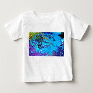 T-shirt Pour Bébé Galaxie