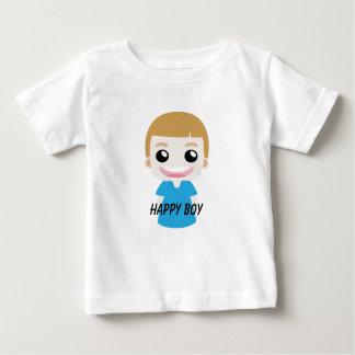 T-shirt Pour Bébé Garçon heureux