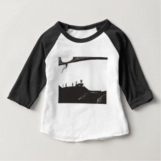 T-shirt Pour Bébé Garçons sur la colline