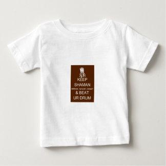 T-shirt Pour Bébé Gardez le chaman