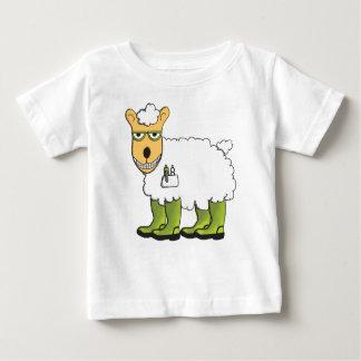 T-shirt Pour Bébé George - il est peu un timide
