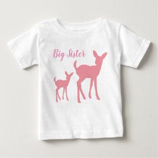 T-shirt Pour Bébé Gilet de grande soeur