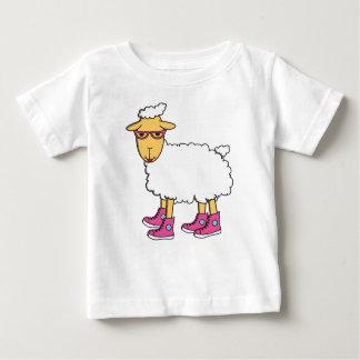 T-shirt Pour Bébé Ginny - elle est peu une timide
