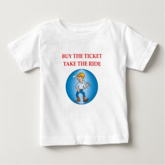 T-shirt Pour Bébé golf