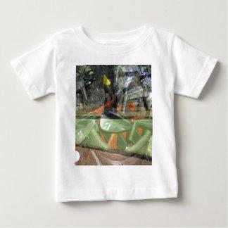 T-shirt Pour Bébé Golf_Addiction, (sac des clubs), _,