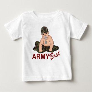 T-shirt Pour Bébé Gosse d'armée