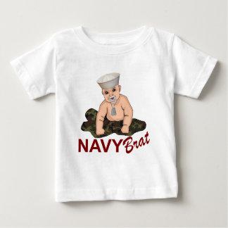T-shirt Pour Bébé Gosse de marine