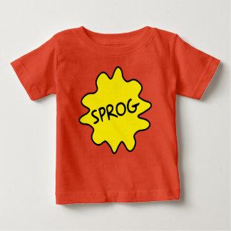 T-shirt Pour Bébé Gosse, tee - shirt britannique de bébé d'argot