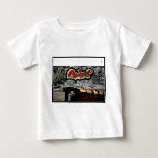 T-shirt Pour Bébé Graffiti