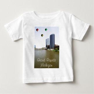 T-shirt Pour Bébé Grand Rapids Michigan