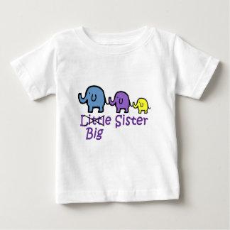 T-shirt Pour Bébé Grande soeur